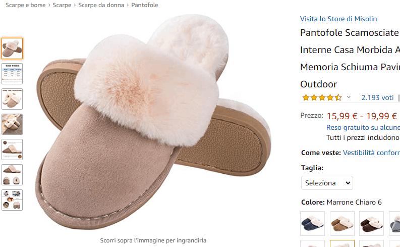 Pantofole invernali da donna 5 modelli per combattere il freddo