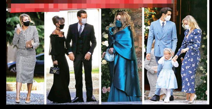 Matrimonio Luigi Berlusconi e Federica Fumagalli: le prime foto arrivano dalla rivista Chi