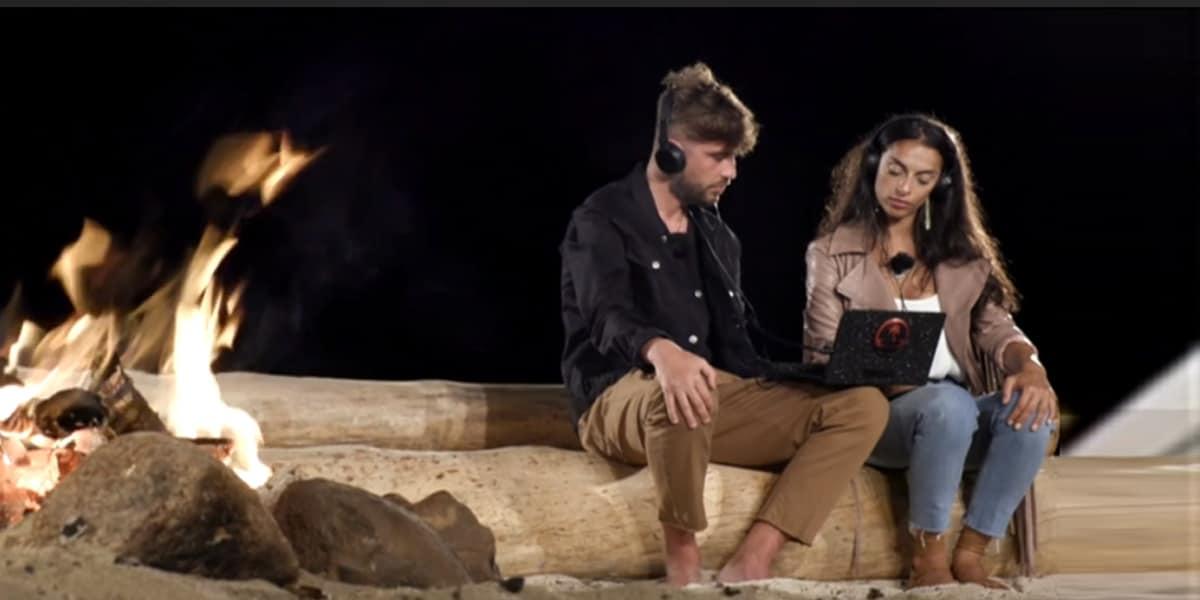 Temptation Island 2020: Salvo e Francesca, finale inaspettato al falò di confronto