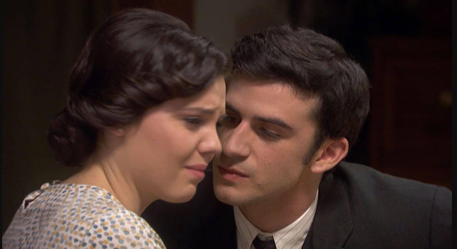 Il segreto anticipazioni: Matias sta per scoprire la verità su Marcela e Tomas