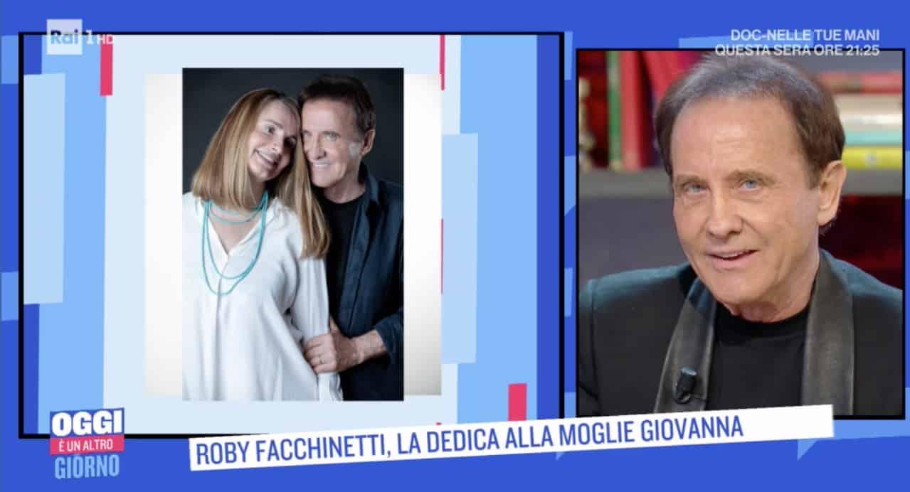 Il segreto di Roby Facchinetti e sua moglie per amarsi per sempre (Foto)