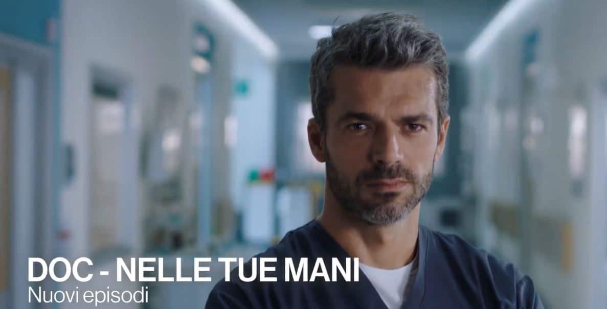 Doc-Nelle tue mani seconda puntata 22 ottobre: Andrea alle prese con tutta la verità sul suo passato