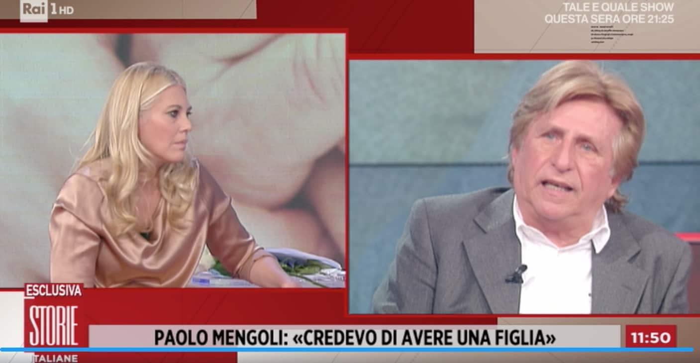 Paolo Mengoli sconvolge tutti: la figlia che ha cresciuto non è sua