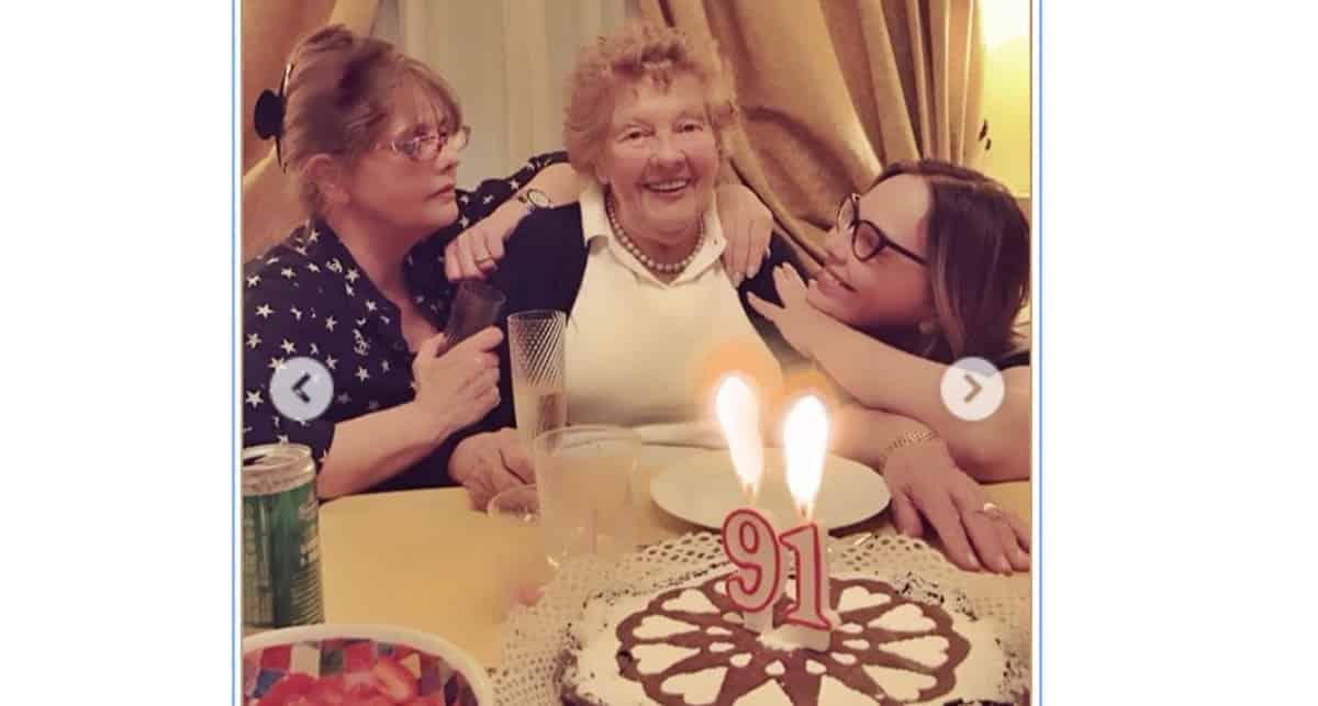 E' morta la mamma di Ornella Muti, un altro lutto che le spezza il cuore (Foto)