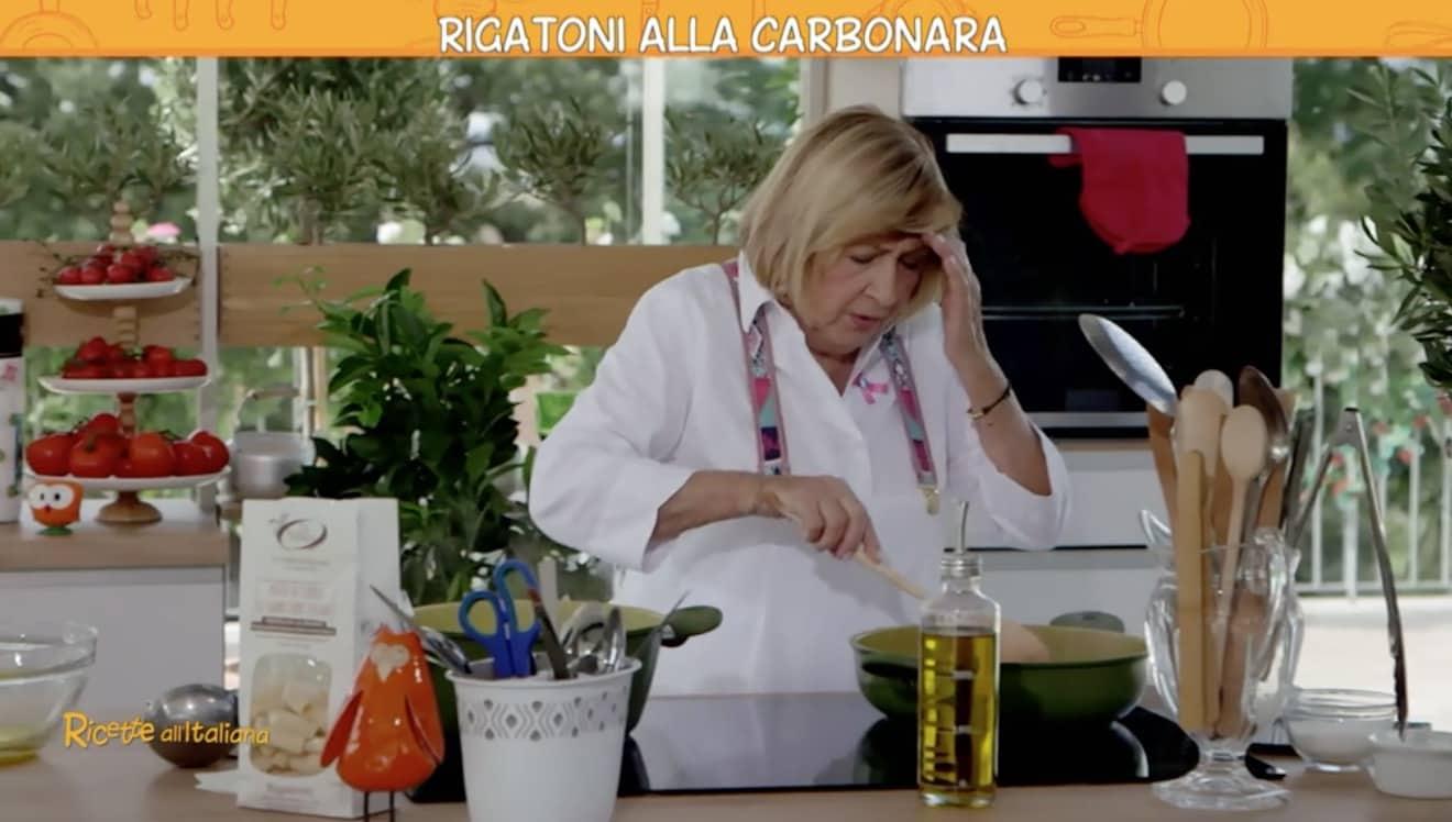 Anna Moroni è tornata in tv ma pronta a bacchettare Annabruna in cucina (Foto)