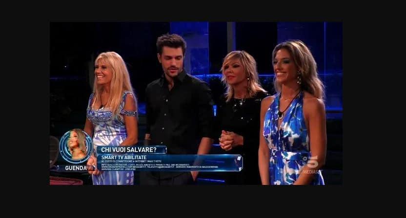 GF VIP 5 undicesima puntata: fuori Matilde, tre donne al voto
