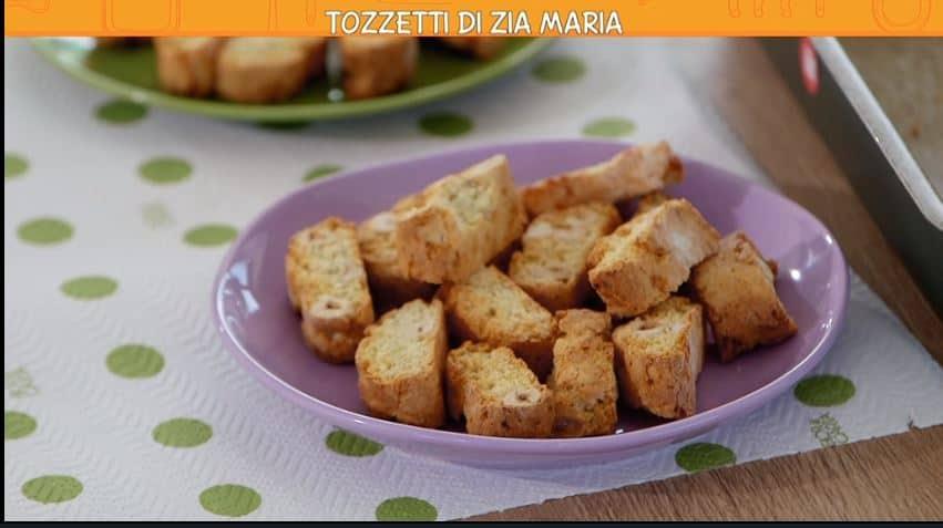 Tozzetti di zia Maria: una ricetta di Anna Moroni