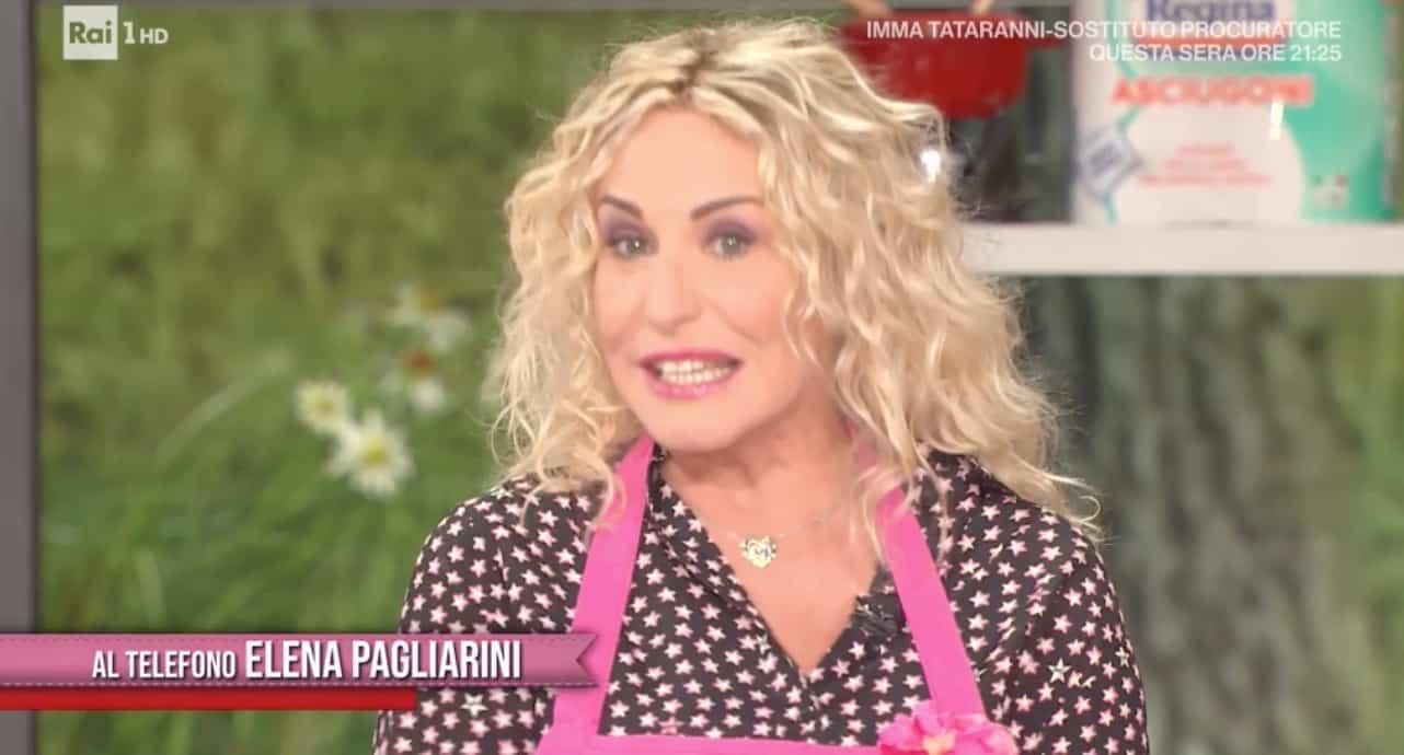 Elena Pagliarini a E' sempre mezzogiorno, è l'infermiera simbolo della lotta al Covid (Foto)