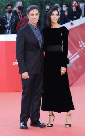 Alla Festa del cinema Raoul Bova e Rocio Morales per un red carpet che incanta (Foto)