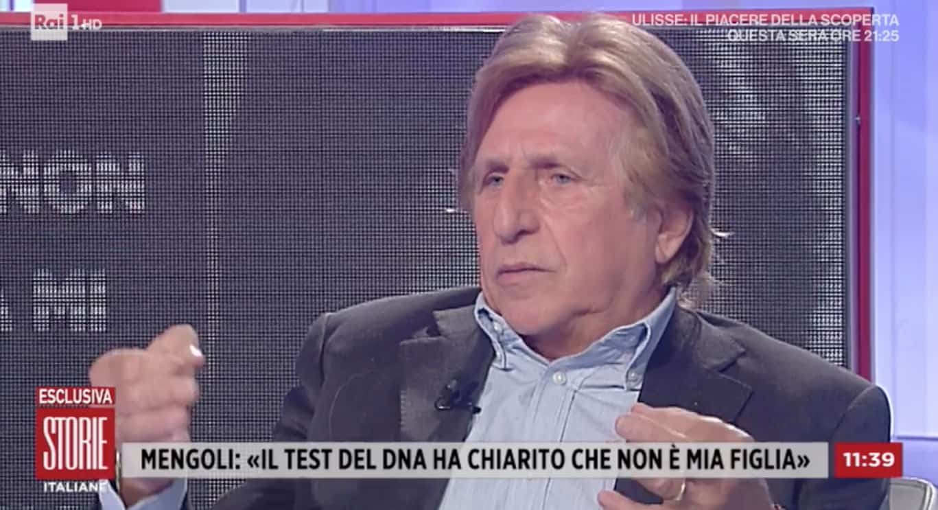 Paolo Mengoli, un sogno infranto scoprendo che non era il padre di sua figlia