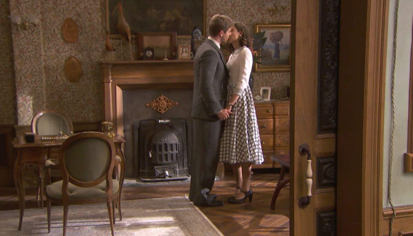Il segreto anticipazioni: Adolfo e Marta troveranno il coraggio di dire tutto a Rosa?