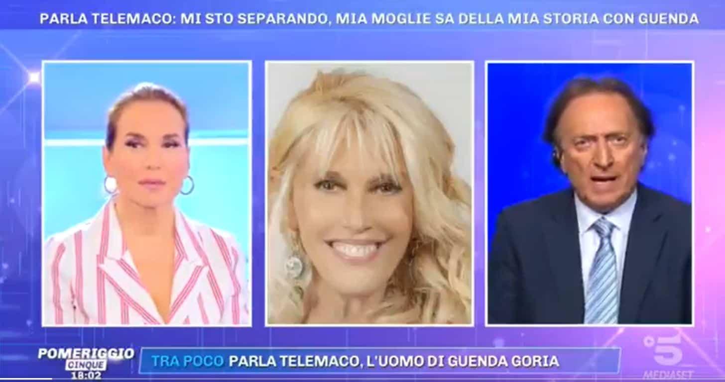 """Amedeo Goria a Pomeriggio 5: """"Escludo relazione di Maria Teresa con Telemaco"""""""