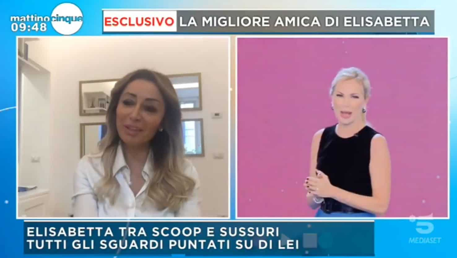 """A Mattino 5 l'avvocato di Elisabetta Gregoraci: """"Troppa gente in tv a parlare di Elisabetta, vigliacchi"""""""