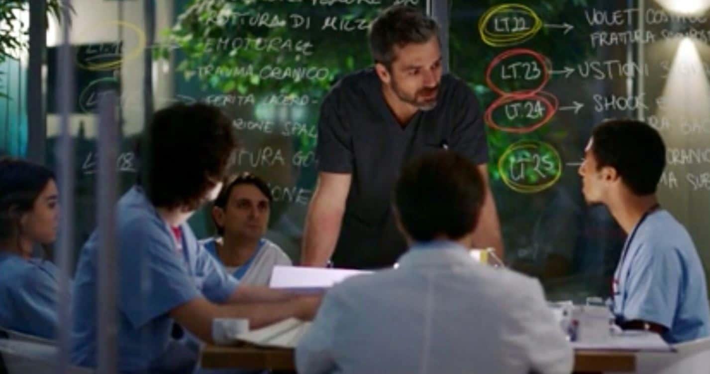 Doc-Nelle tue mani anticipazioni 29 ottobre: Agnese gelosa, Giulia e Andrea ci riprovano