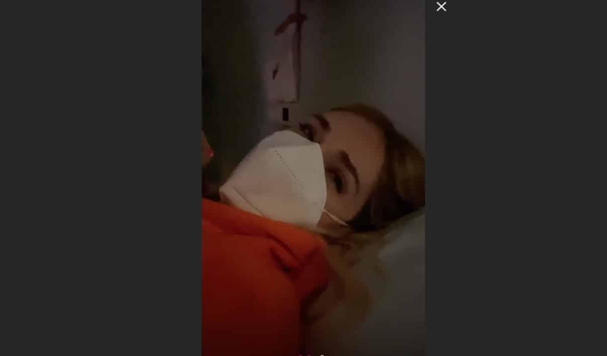 Chiara Ferragni pubblica la prima foto della figlia, il viso è già un'emozione