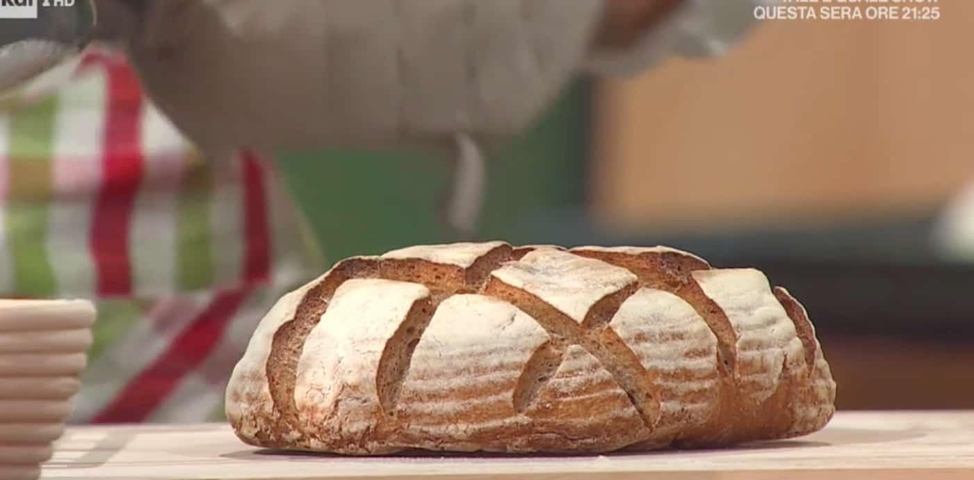 Pane al limone di Fulvio Marino, la ricetta di oggi di E' sempre mezzogiorno