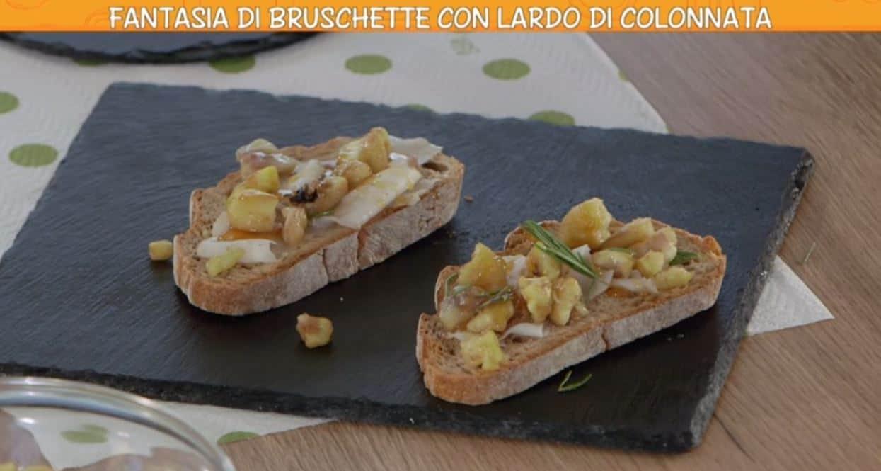 Fantasie di bruschette e pane arabo: i consigli di Anna Moroni da Ricette all'Italiana