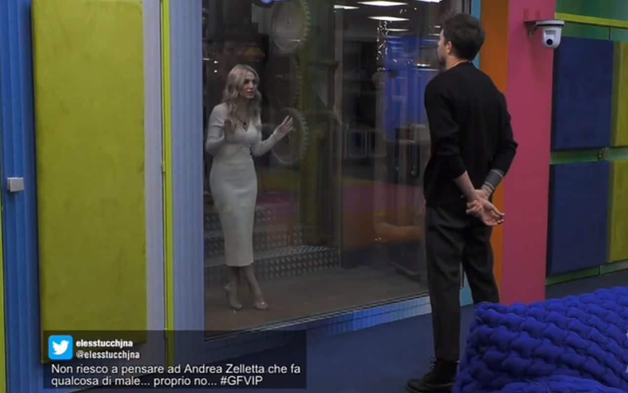 Andrea Zelletta pronto a querelare Alice Fabbrica chiede di parlare con il suo avvocato