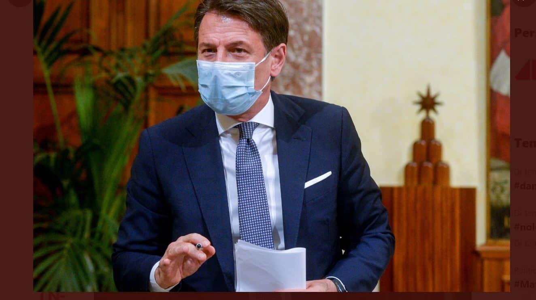 Conferenza stampa Giuseppe Conte oggi: il Premier illustra il nuovo Dpcm