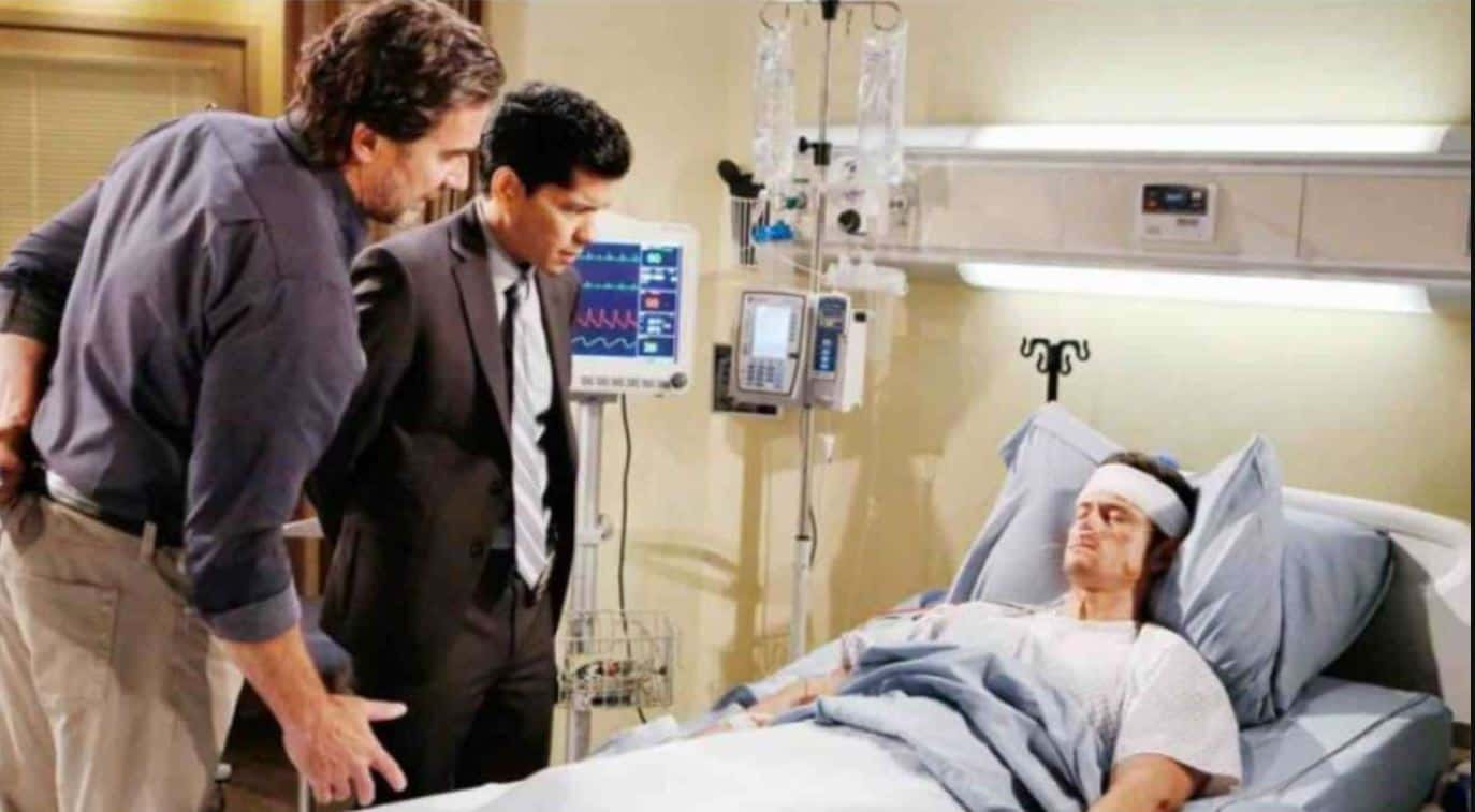 Beautiful anticipazioni choc! Incidente per Thomas che finisce in coma, si riprenderà?