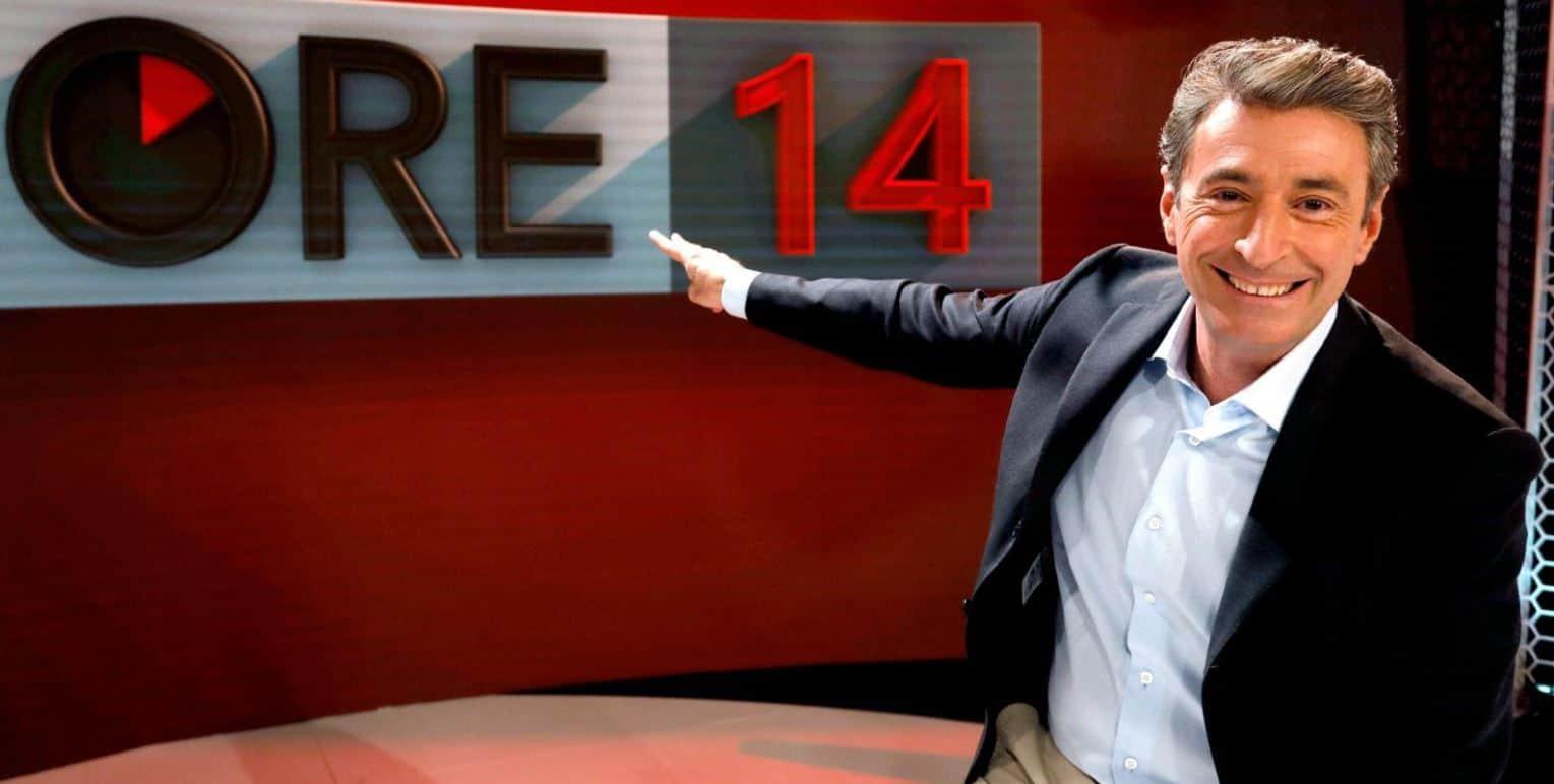 Ore 14 il nuovo programma di Rai 2 con Milo Infante al debutto