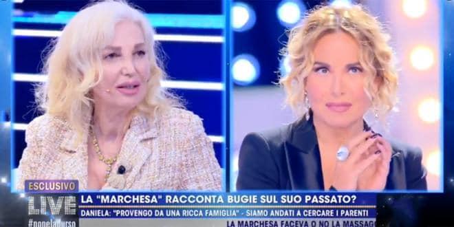 La rabbia di Barbara D'Urso in tv, gelo in studio: