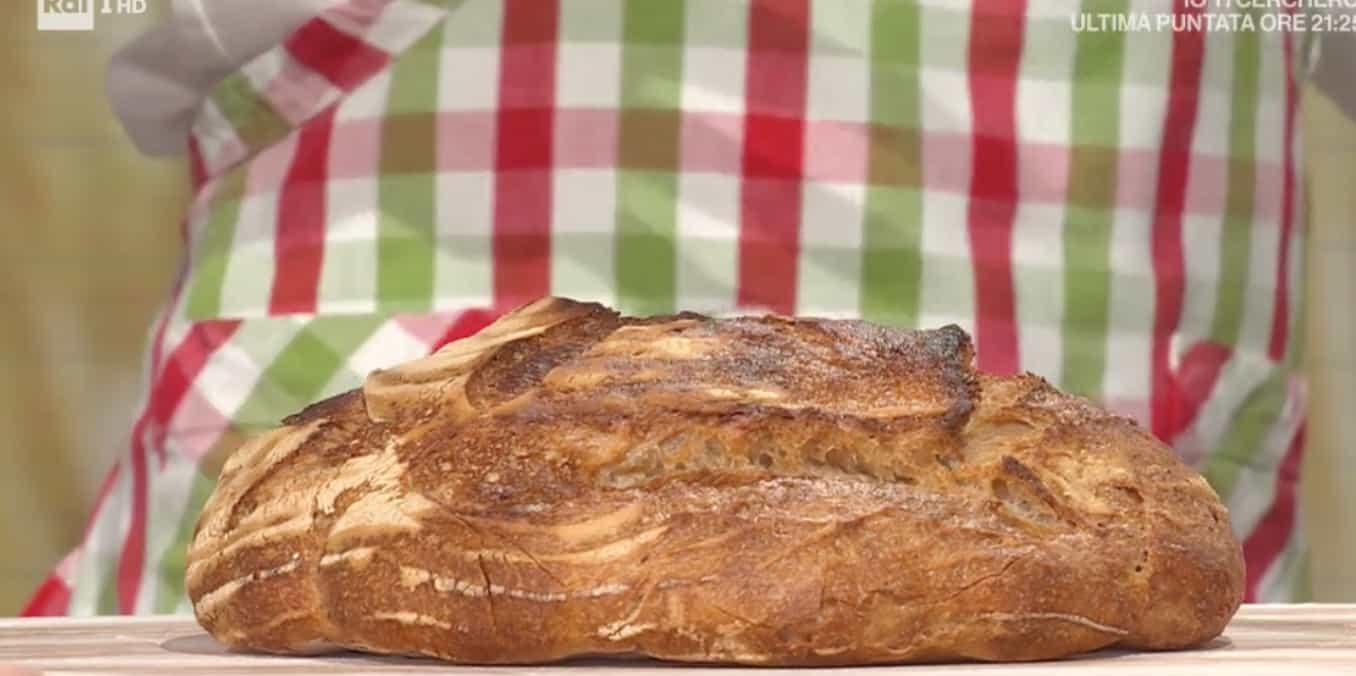 Pane senza impasto, la ricetta di Fulvio Marino da E' sempre mezzogiorno