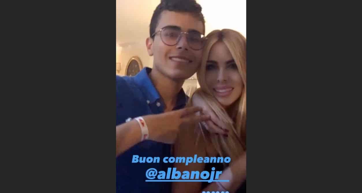 Al Bano jr diventa maggiorenne, gli auguri della famiglia Carrisi (Foto)
