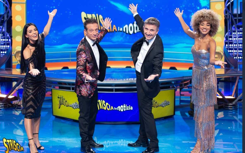 Valentino Picone positivo al test rapido assente da Striscia la notizia: Militello al suo posto
