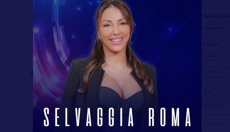 Potrebbe saltare l'ingresso di Selvaggia Roma al GF VIP 5: si attendono i risultati per gli altri