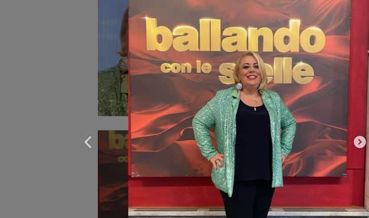 Dopo le offese di Mariotto la signora Rossella risponde dai social ufficiali di Ballando con le stelle