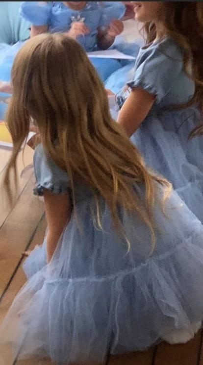 Festa da principessa per la figlia di Wanda Nara e Mauro Icardi, il tema è Cenerentola (Foto)
