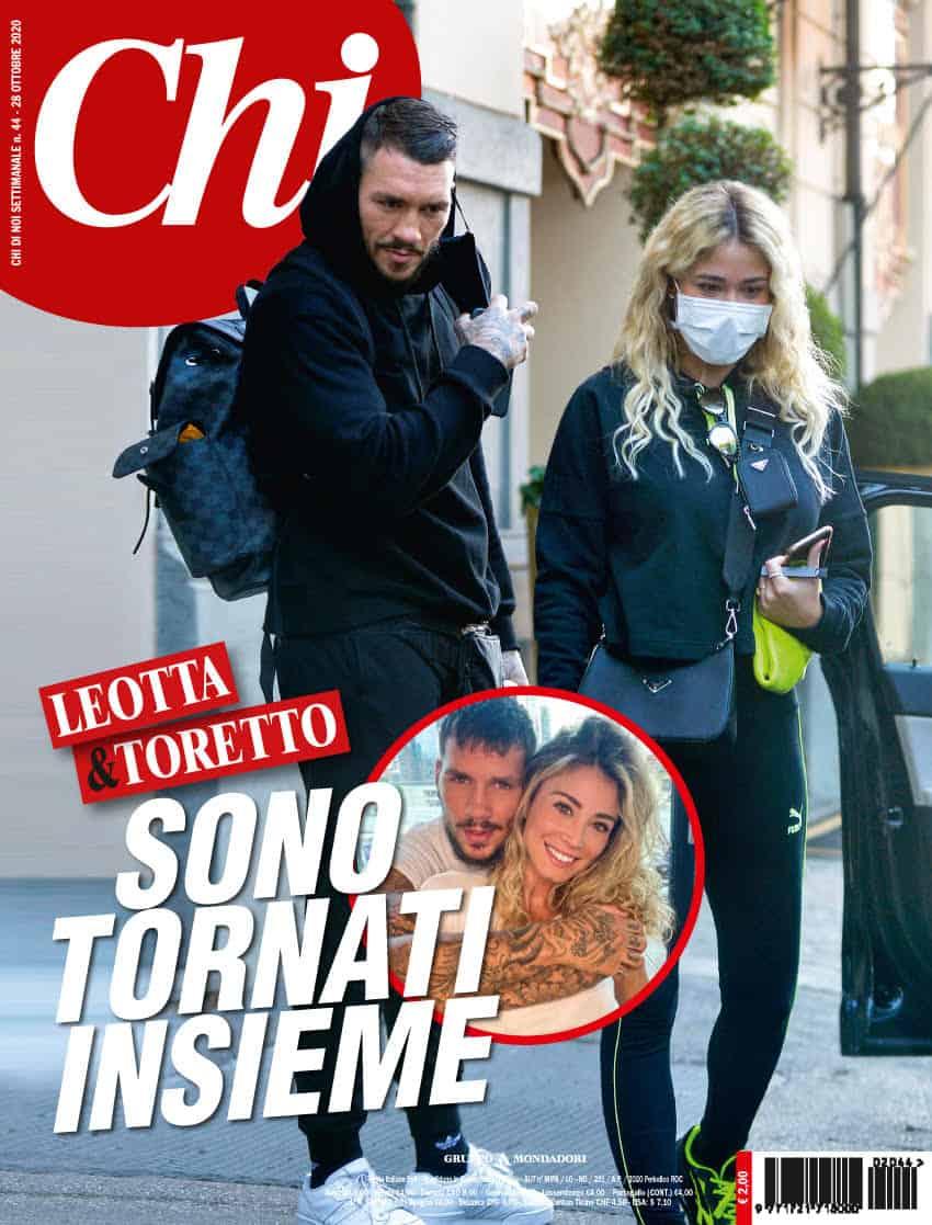 Daniele Scardina e Diletta Leotta di nuovo insieme: le foto su Chi non lasciano dubbi