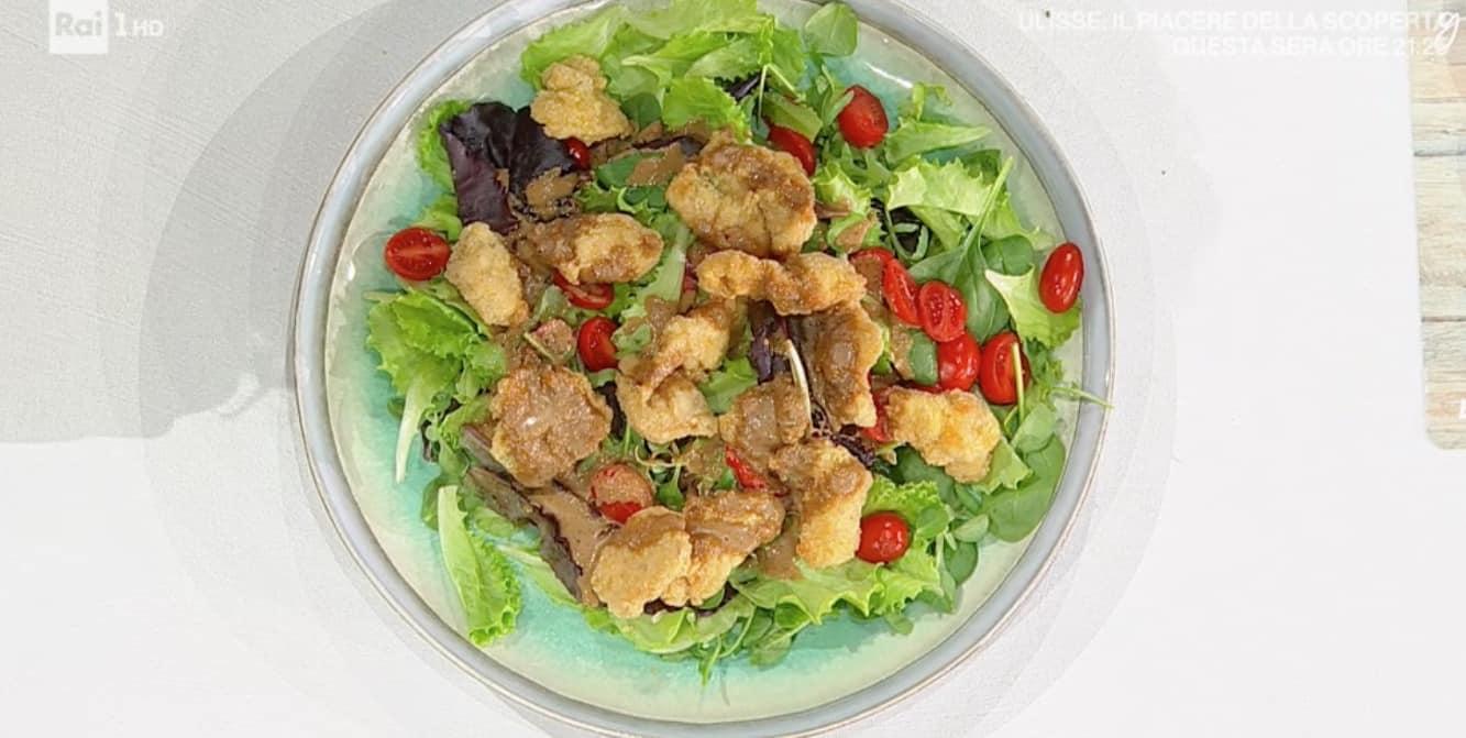 Pollo fritto allo zenzero di Zia Cri, ricette E' sempre mezzogiorno