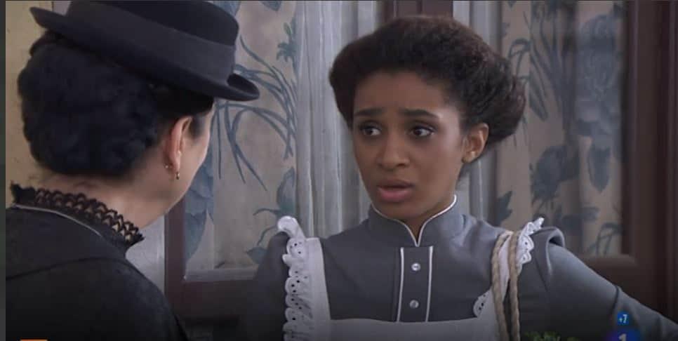 Una vita anticipazioni: Ursula pronta a fare del male a Marcia, Felipe in guardia