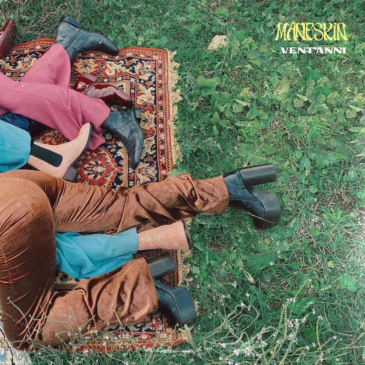Vent'anni: fuori il nuovo singolo dei Måneskin