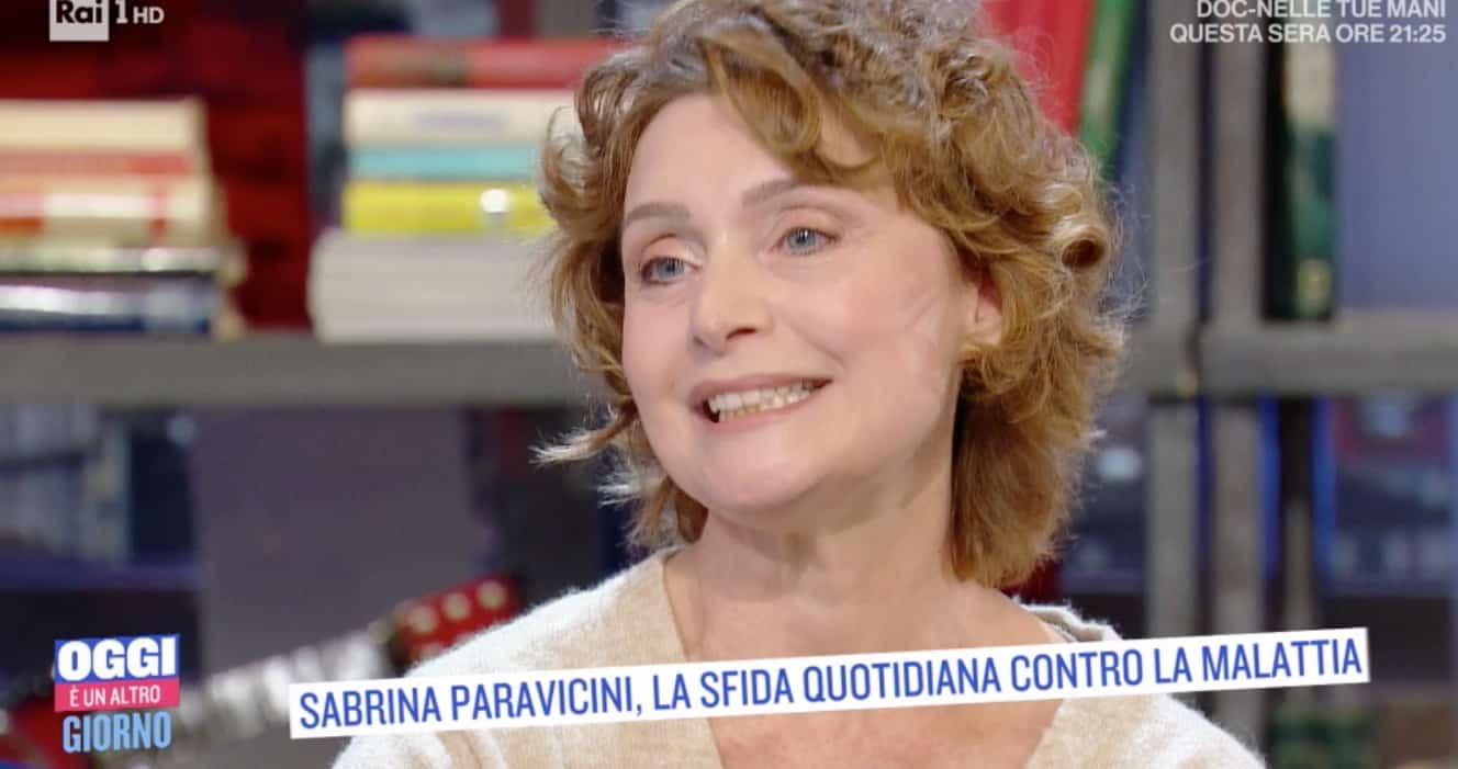 Sabrina Paravicini: dall'ecografia non si vedeva niente, il tumore scoperto con la risonanza (Foto)