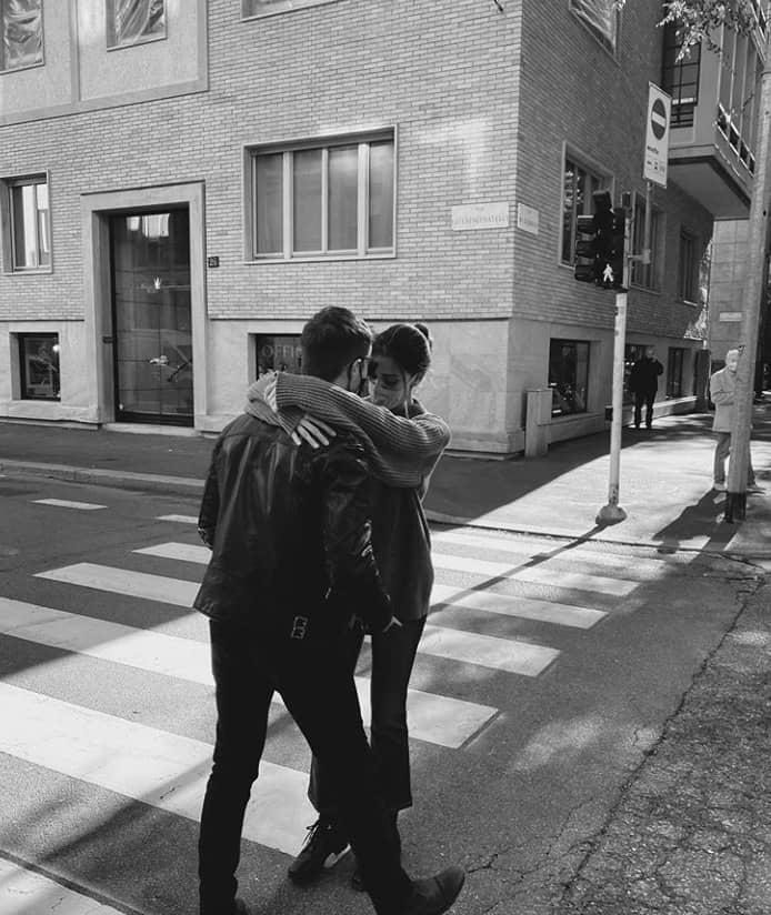 Belen e Antonino, c'è la prima foto di coppia e non è banale