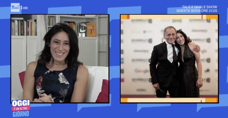 Francesca Vecchioni, la reazione di papà Roberto quando gli ha detto che stava con una donna (Foto)