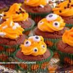 Ricette per Halloween: Samya fa i cupcake stregati