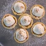 Pumpkin pie di Benedetta Parodi: tortine alla zucca
