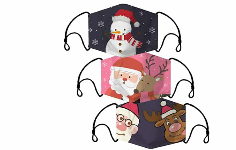 A Natale regala le mascherine natalizie: i modelli per lei