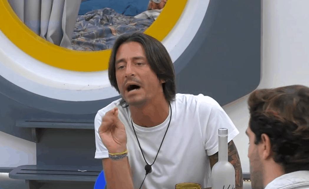 """GF Vip 5, Alba Parietti e Franco Oppini dopo le frasi choc di Francesco: """"Deve chiedere scusa"""""""