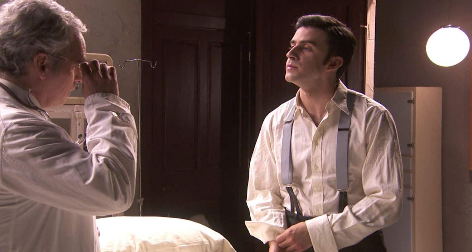 Il segreto anticipazioni: Adolfo e Tomas non sono davvero fratelli? Il sospetto