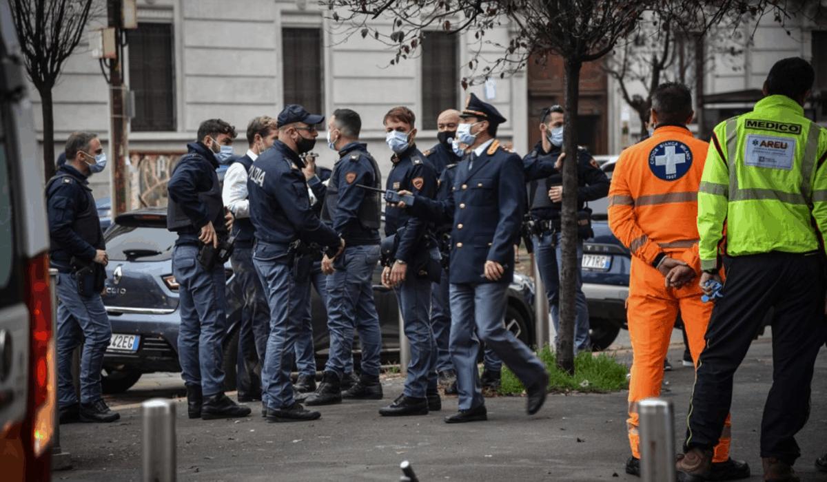Rapina in banca a Milano ultime notizie: è caccia ai banditi