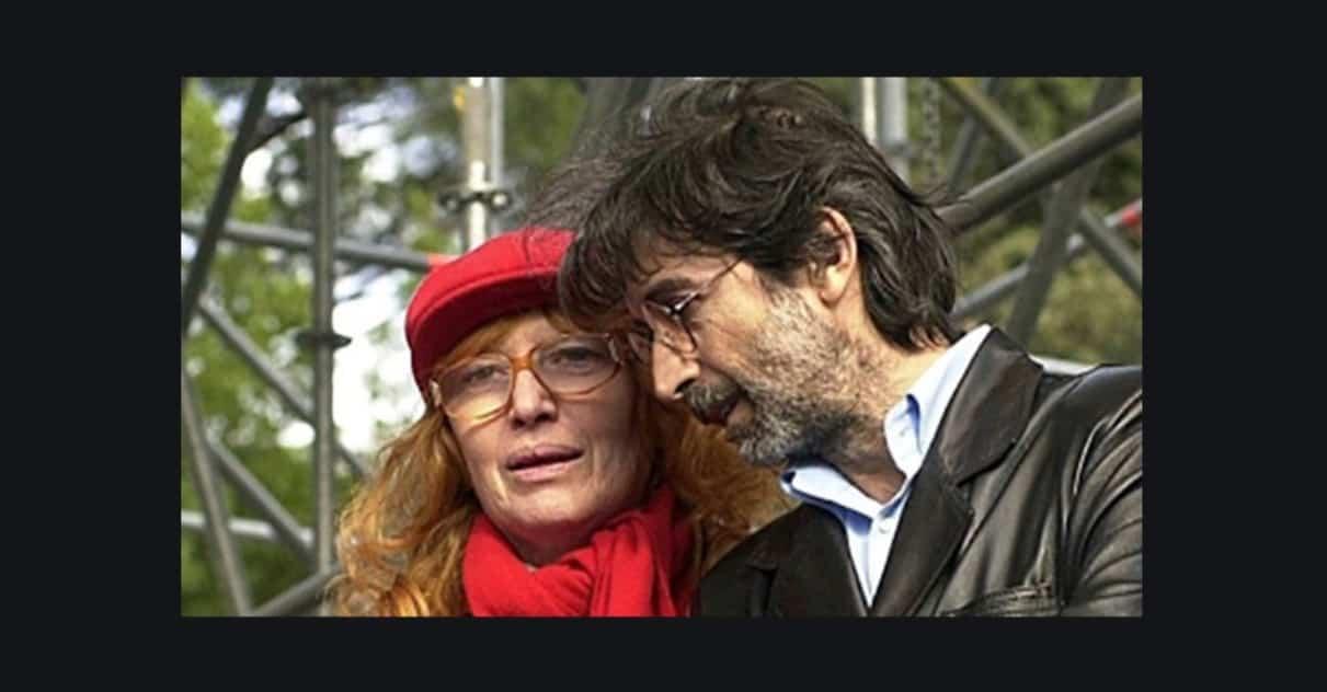 Il marito di Monica Vitti parla della sua malattia, del loro amore