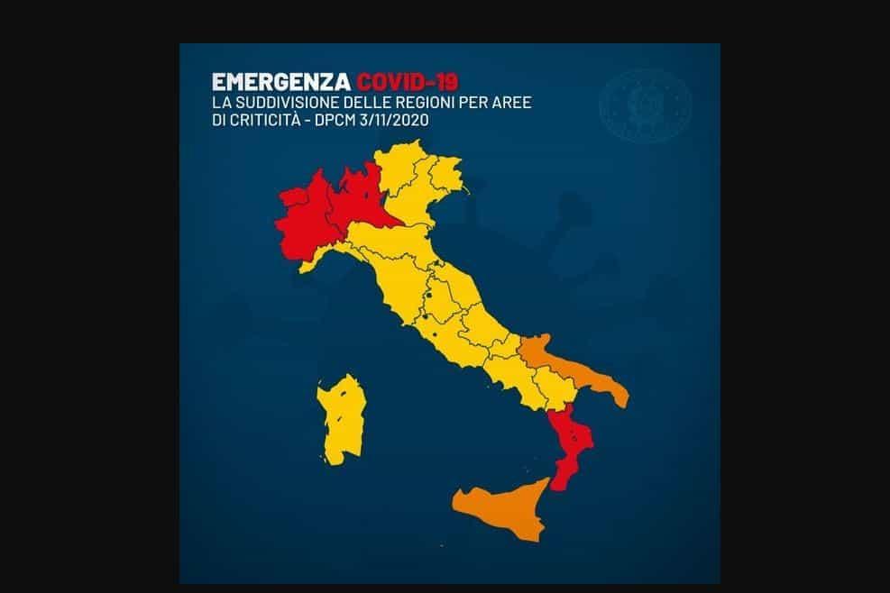 Regioni in area rossa: restrizioni, divieti e regole. Cosa si può o non si può fare