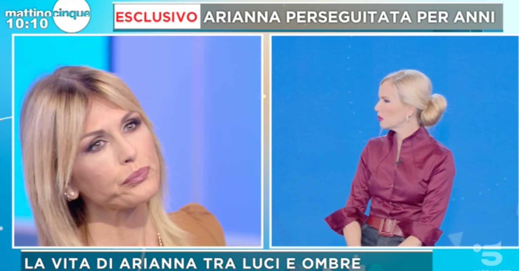 Arianna David perseguitata per anni dall'ex compagno, botte e terrore (Foto)