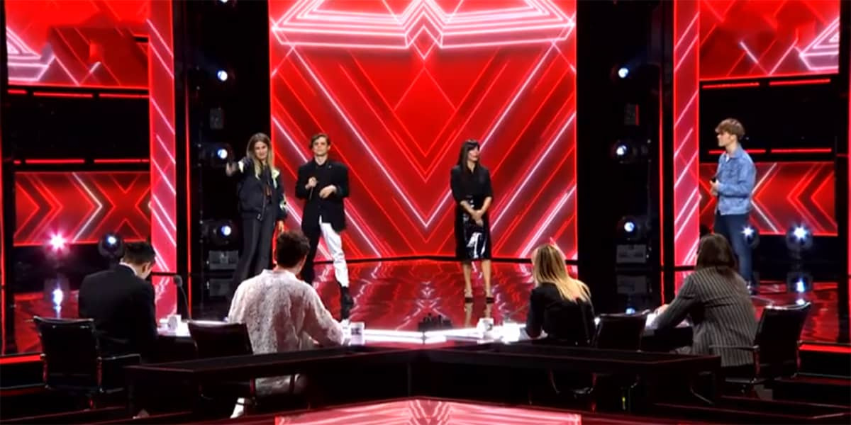 X Factor 2020: doppia eliminazione nella puntata con Daniela Collu, ecco chi è uscito