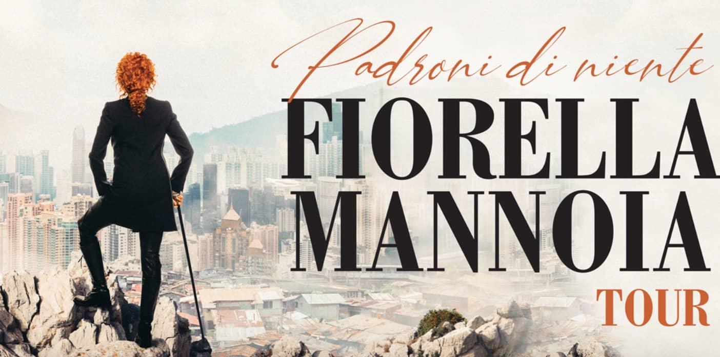 """Fiorella Mannoia fuori oggi con Padroni di niente: """"La musica va avanti"""""""